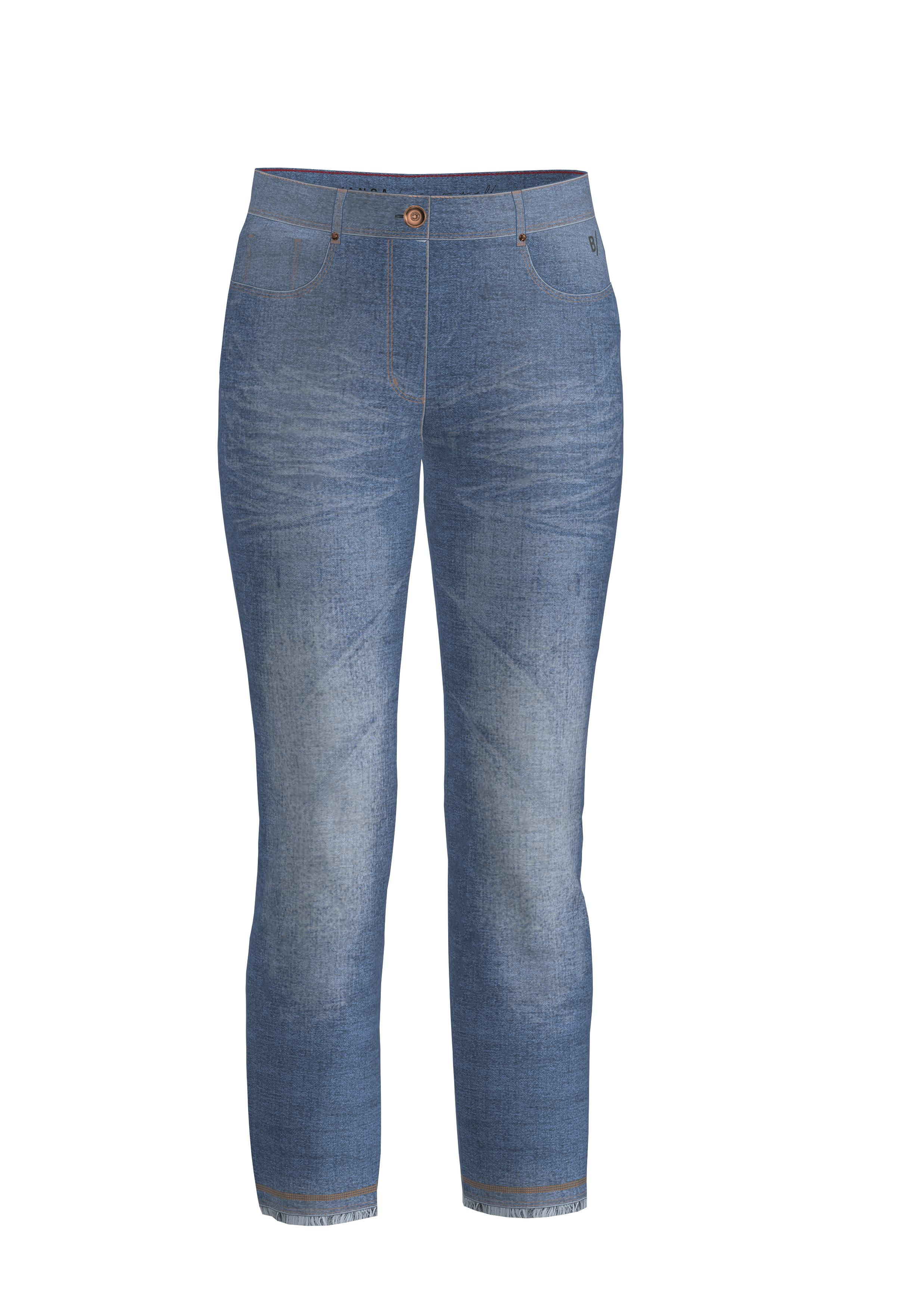 Bianca Jeans blau
