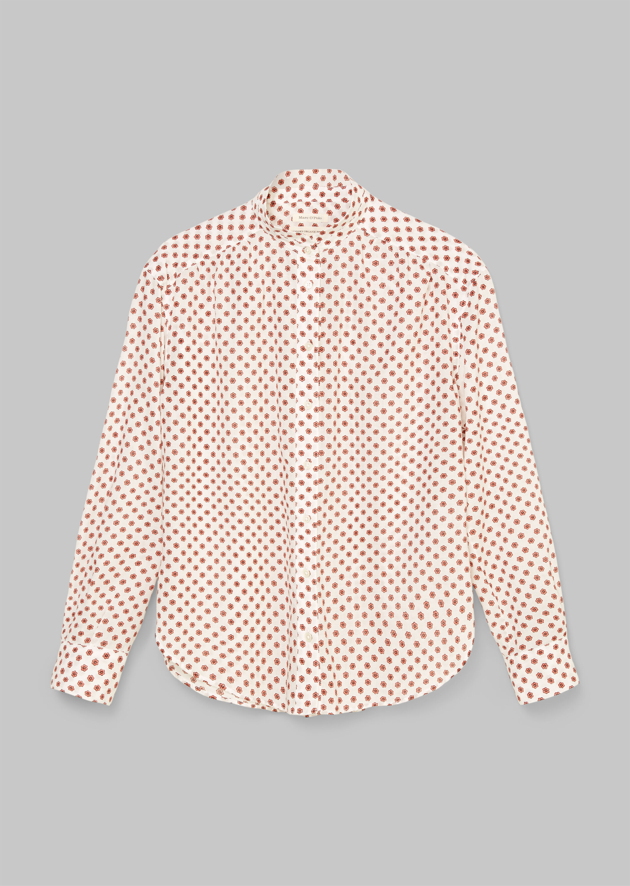 Marc O' Polo Bluse Allover Print