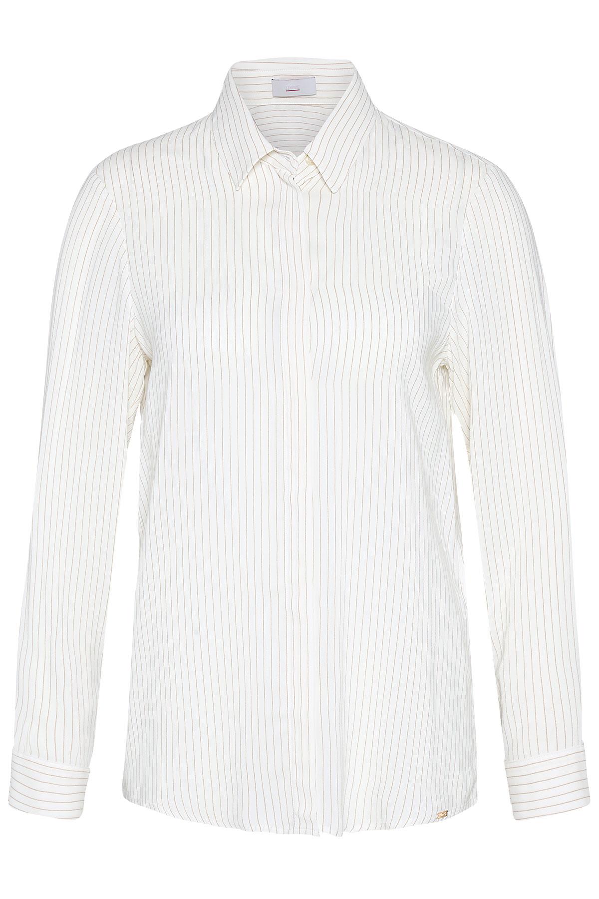 Cinque Bluse gestreift weiß