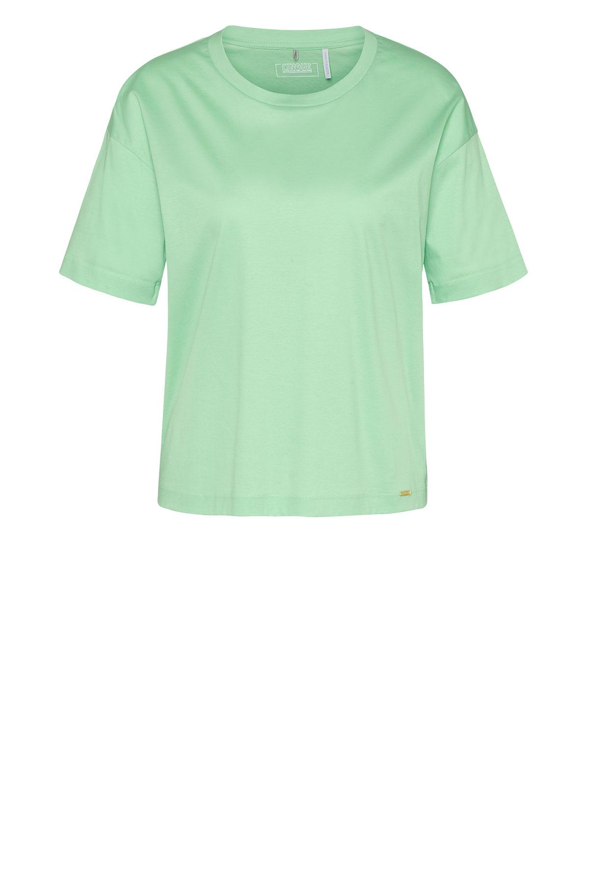 Cinque kurzarm Shirt aus Baumwolle