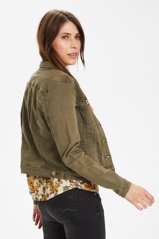 Cream Jacke Jeans