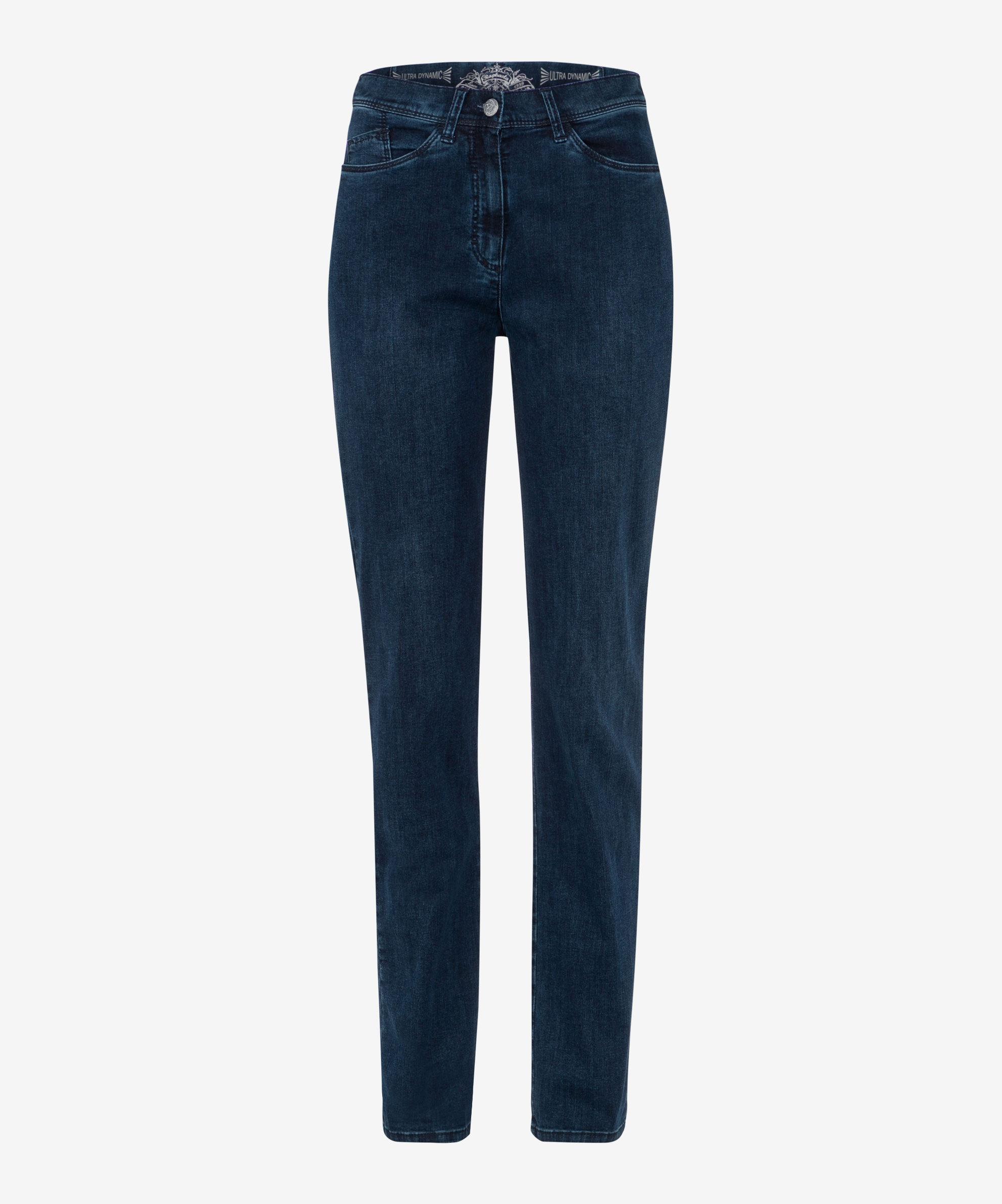 Raphaela Brax Jeans Laura Slash blau
