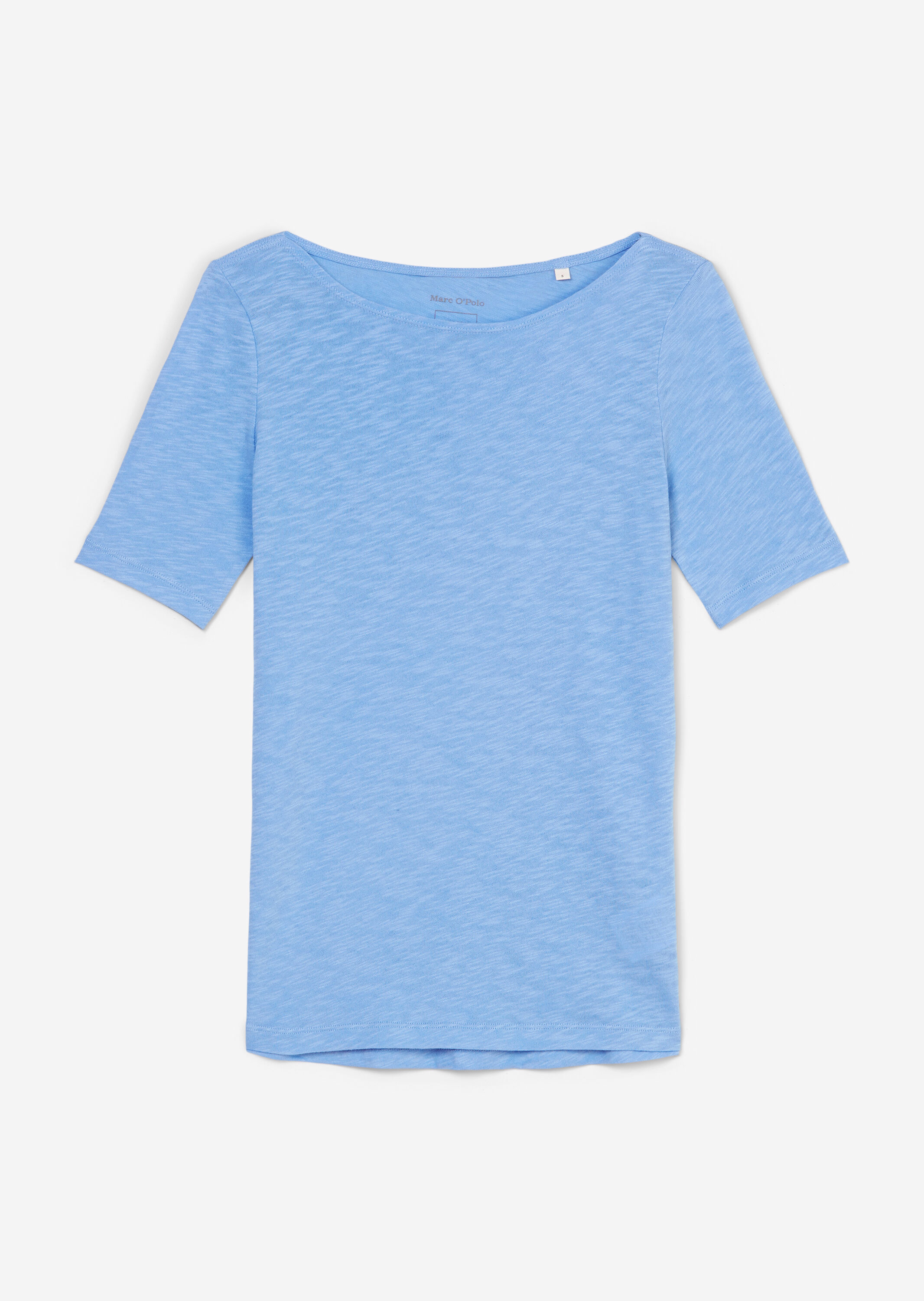 Marc O' Polo halbarm Shirt blau