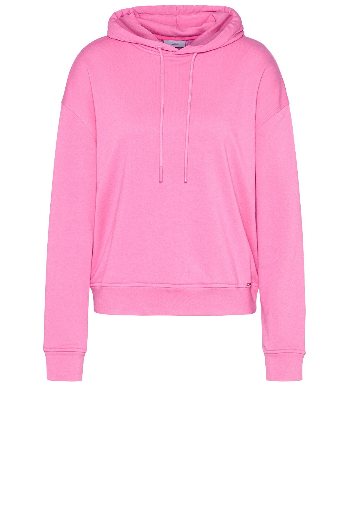 Cinque Hoodie pink