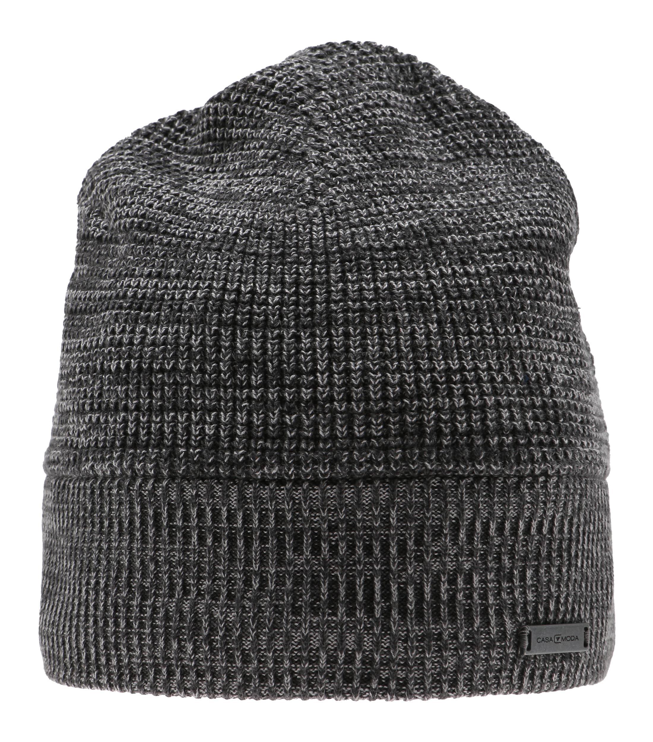 CasaModa Mütze grau