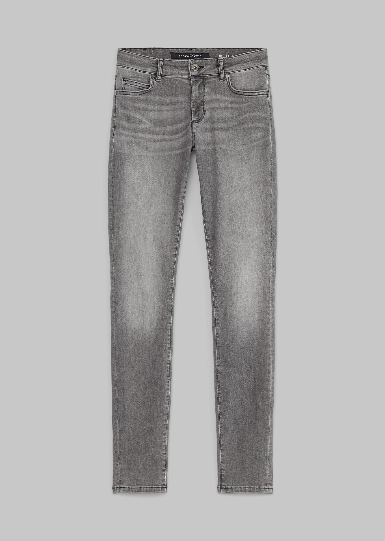 Marc O' Polo Damen Jeans ALBY slim mid waist