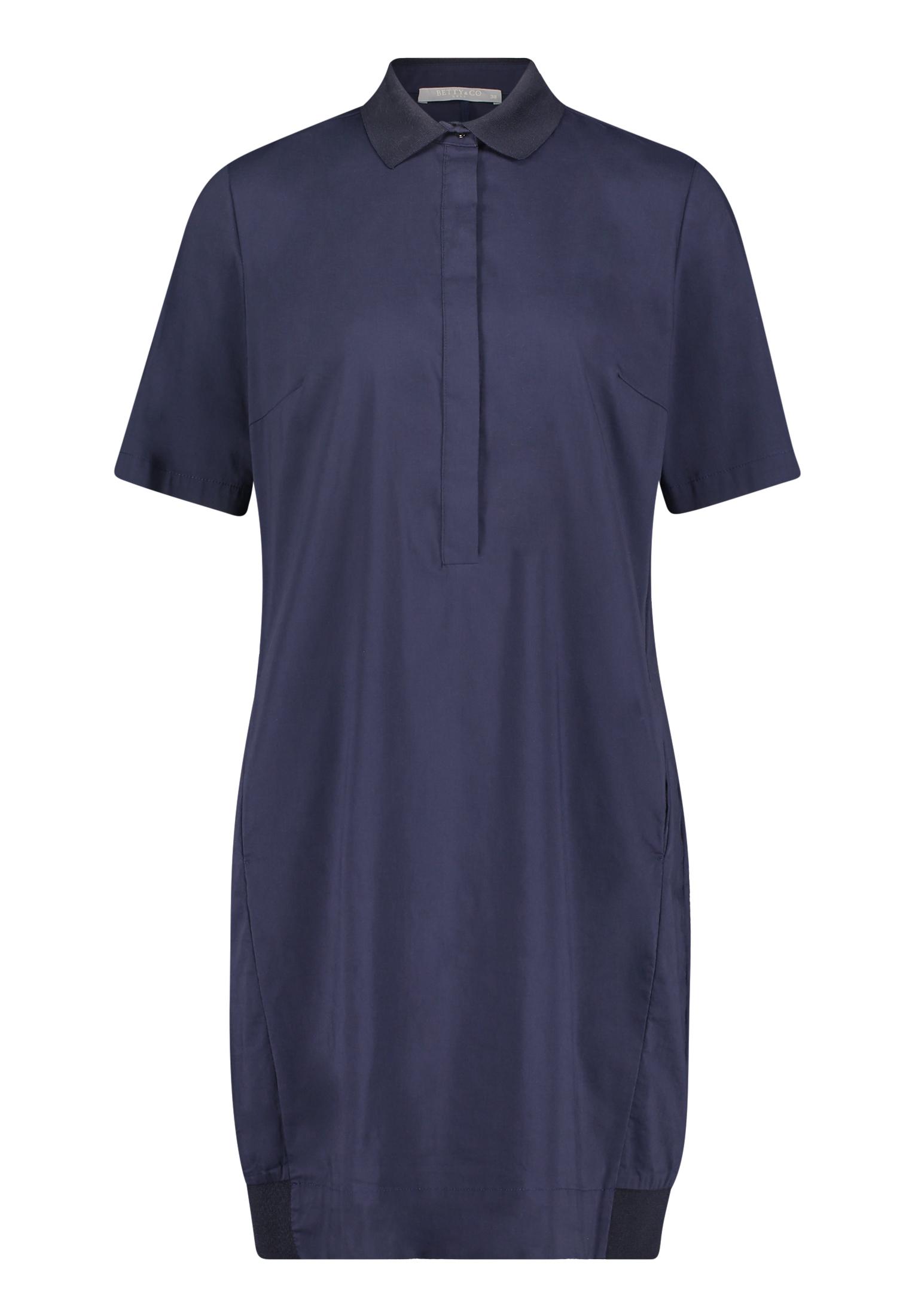 Betty & Co. Kleid mittellang blau