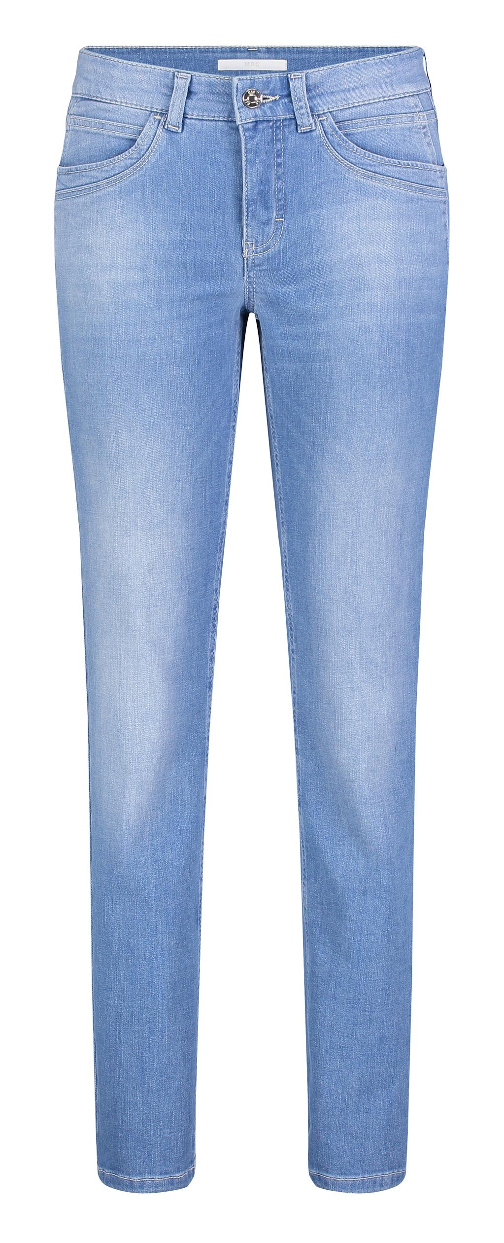 MAC JEANS - ANGELA new, Light authentic denim