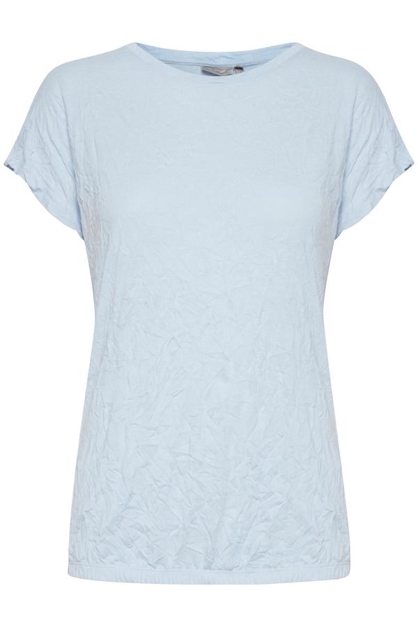 Fransa kurzarm Shirt blau