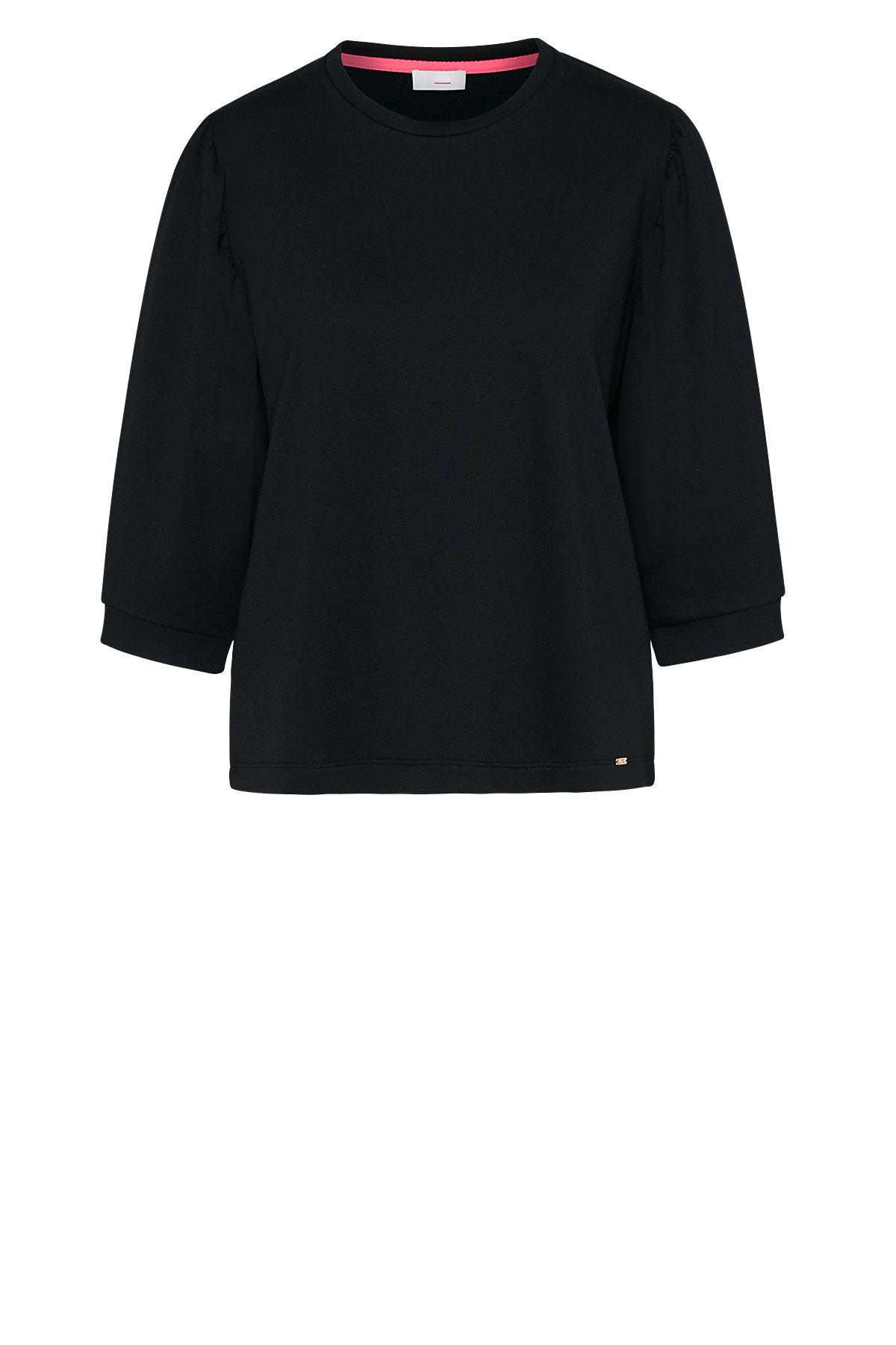 Cinque 3/4-Arm Sweatshirt schwarz