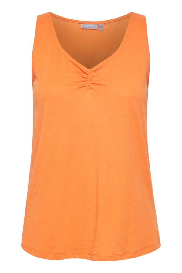 Fransa Top, orange