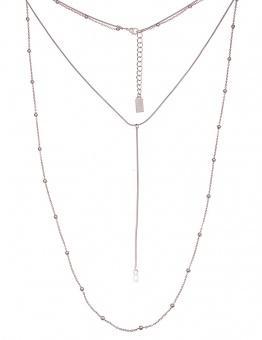 Leslii Halskette Layering
