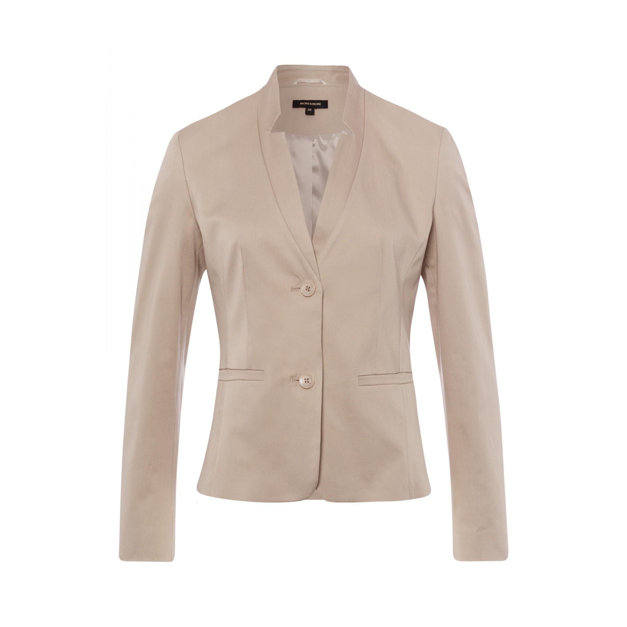 More & More Blazer beige