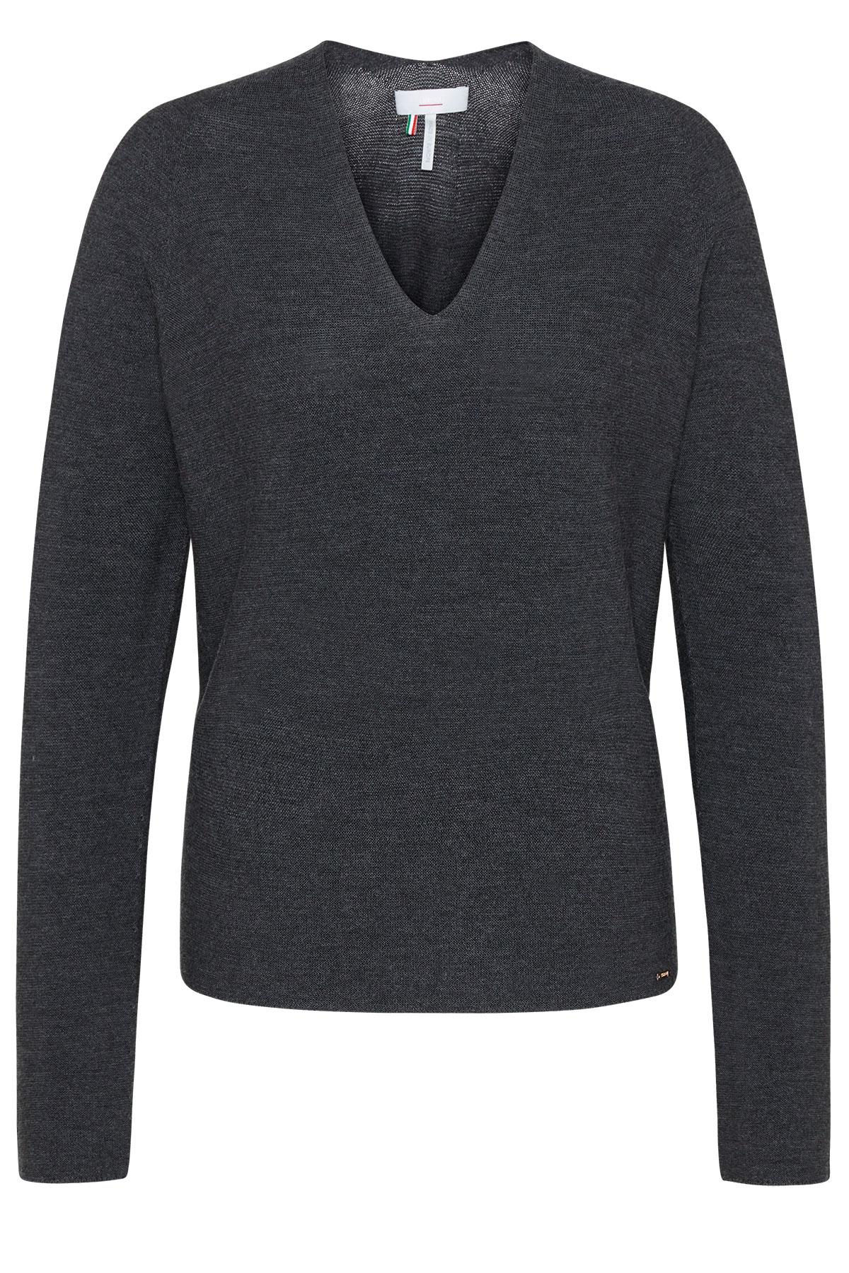 Cinque Pullover grau