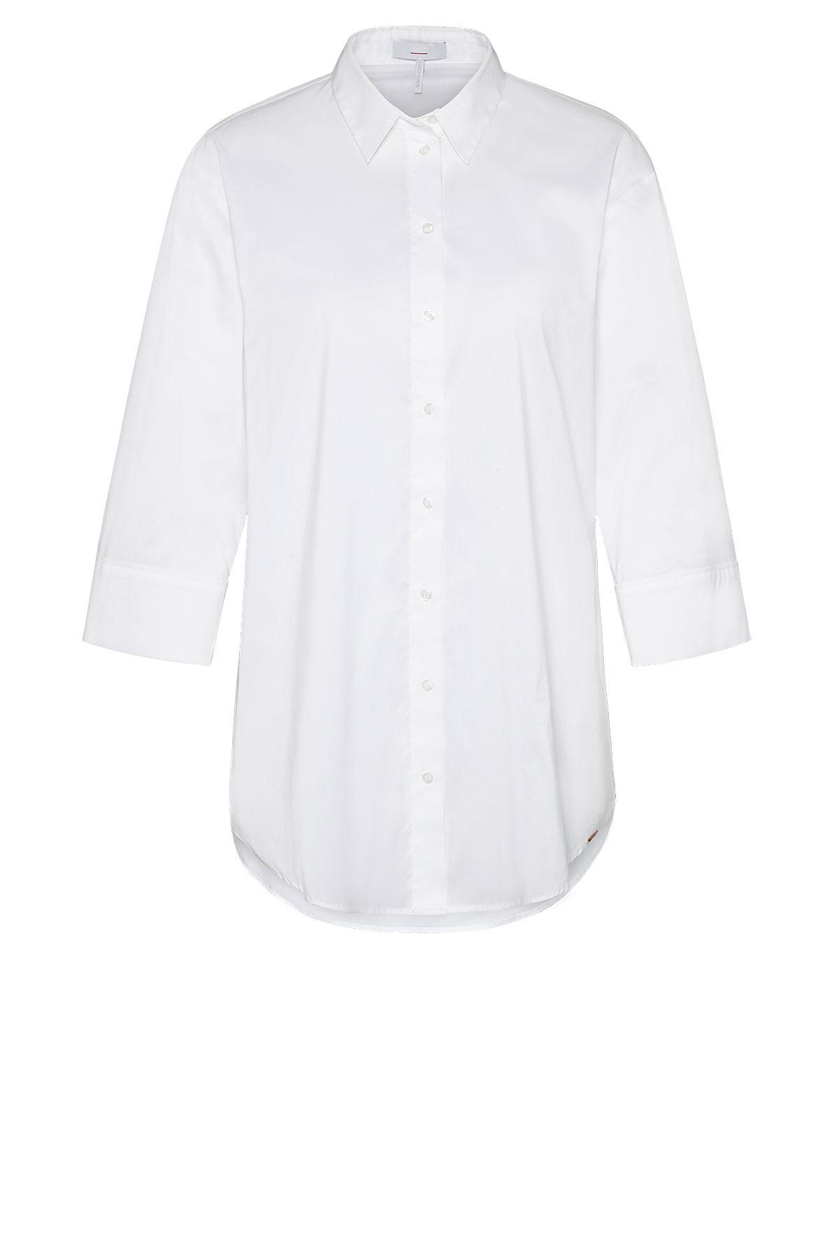 Cinque Bluse lang weiß