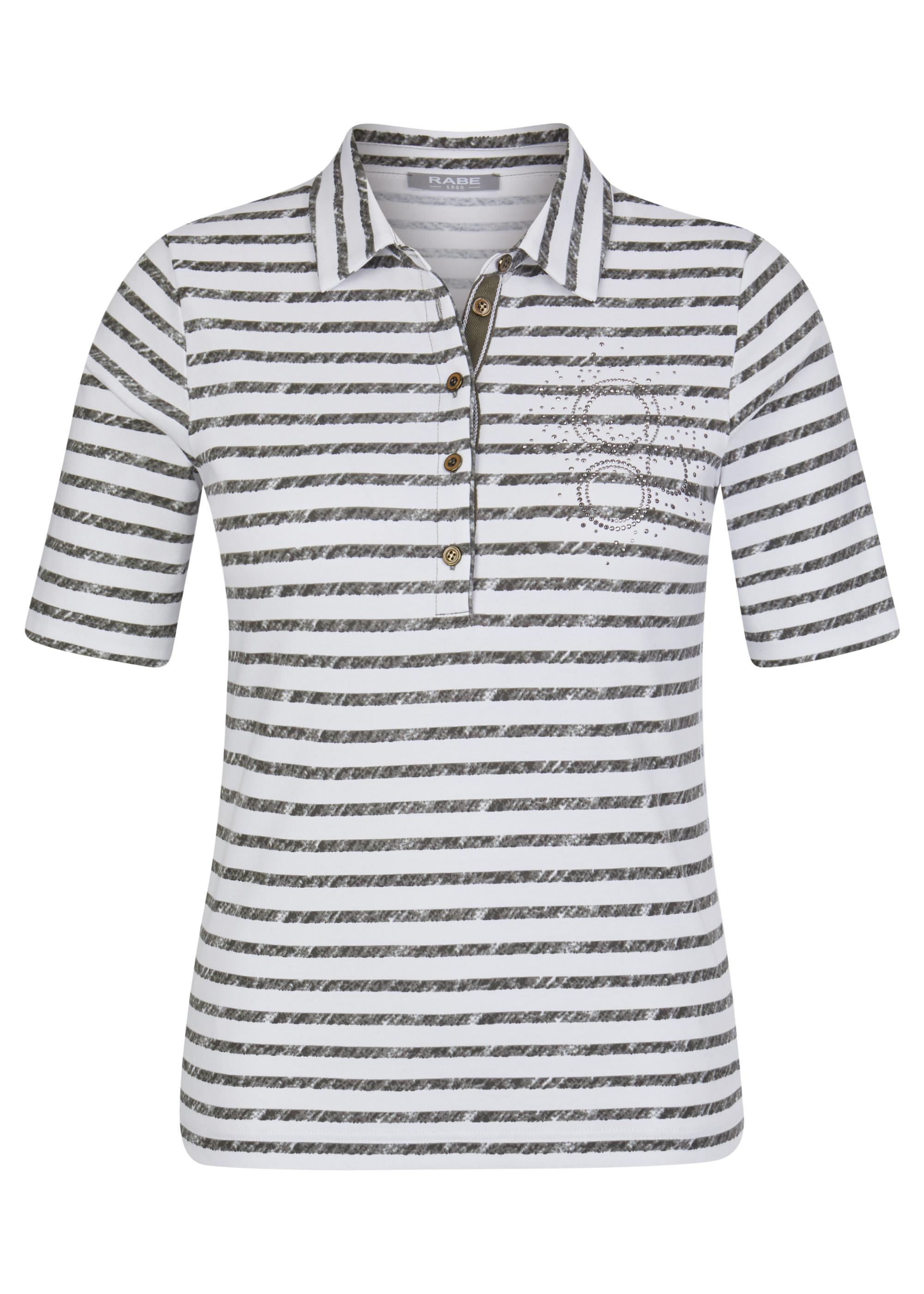 Rabe Poloshirt Ringel