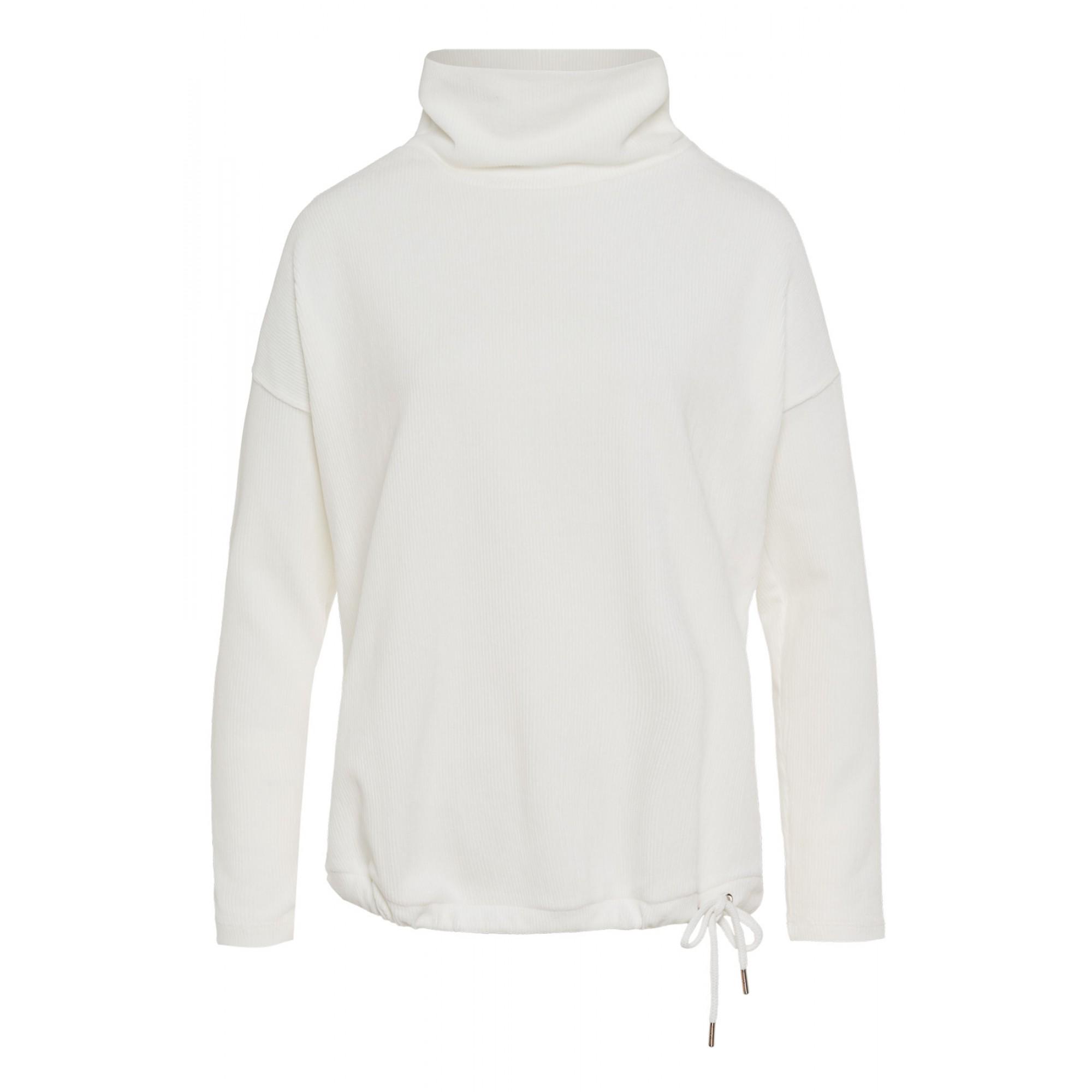 More & More Sweatshirt weiß