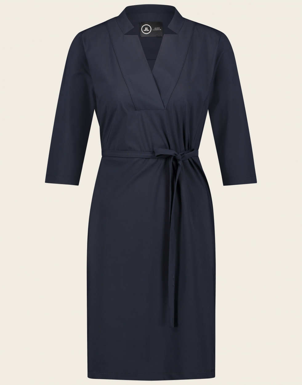 Jane Lushka Kleid mittellang blau