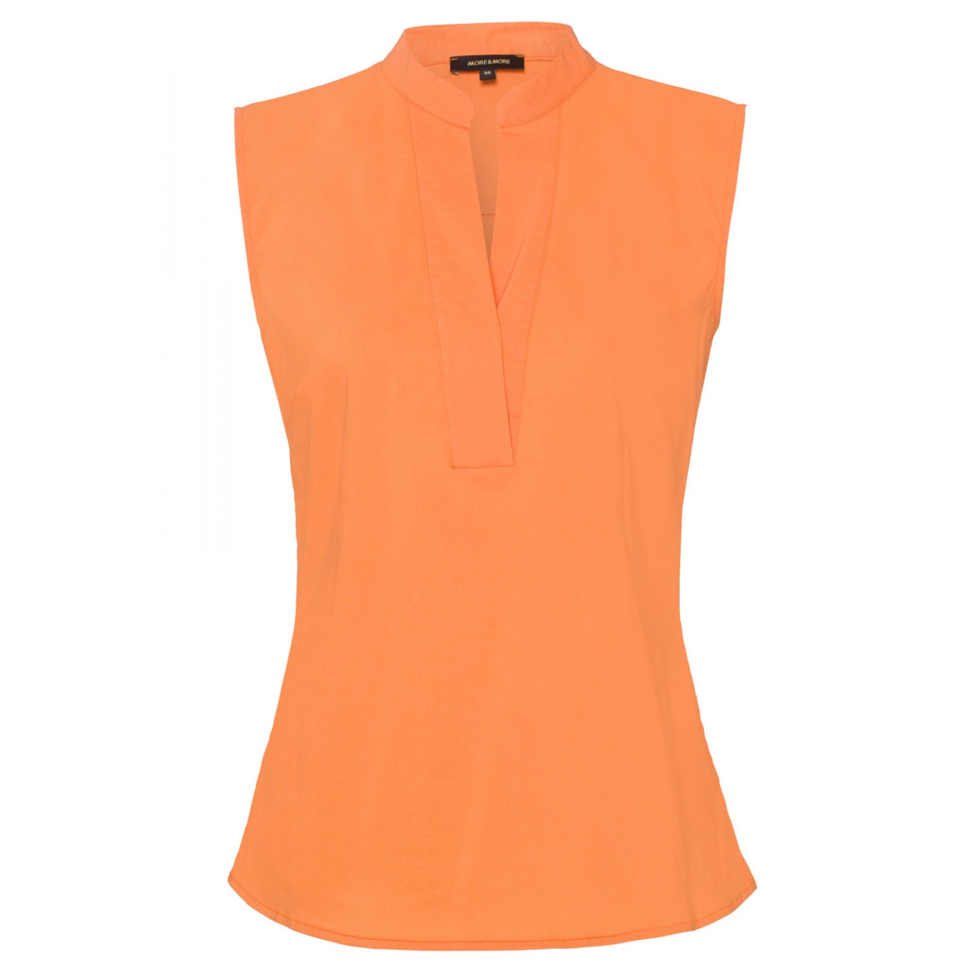 More & More Bluse orange uni