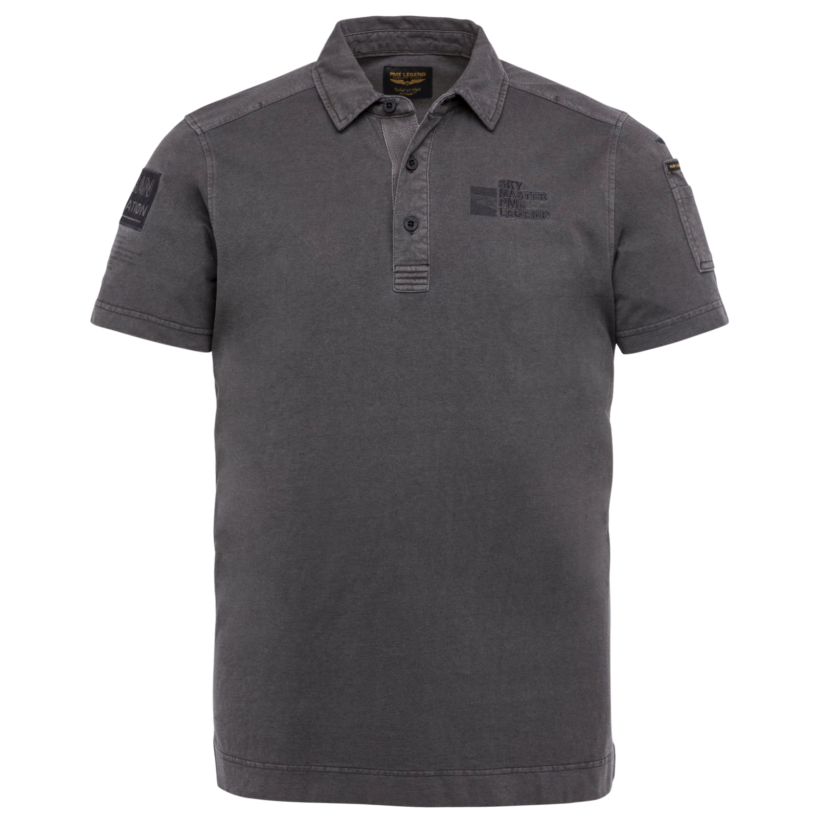 PME Legend Polo-Shirt Cargo Jersey