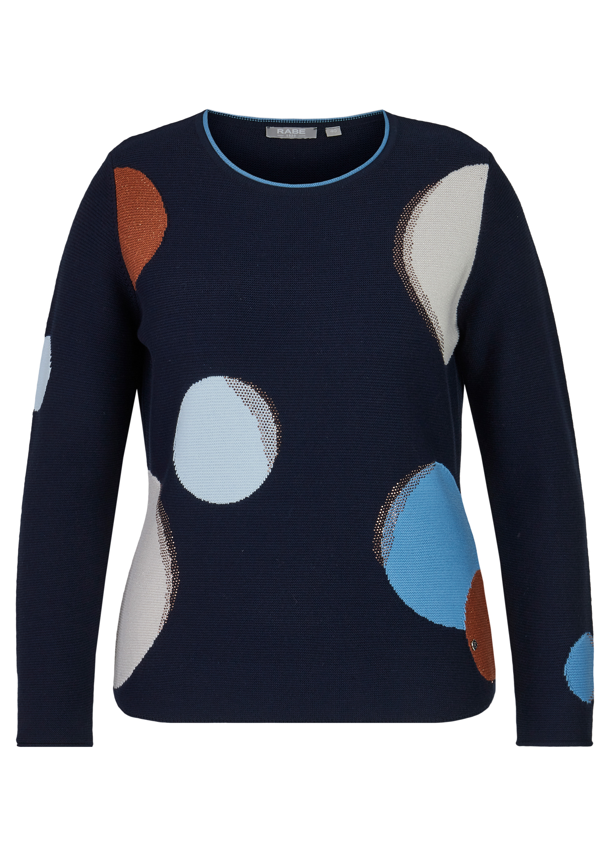 Rabe Pullover blau