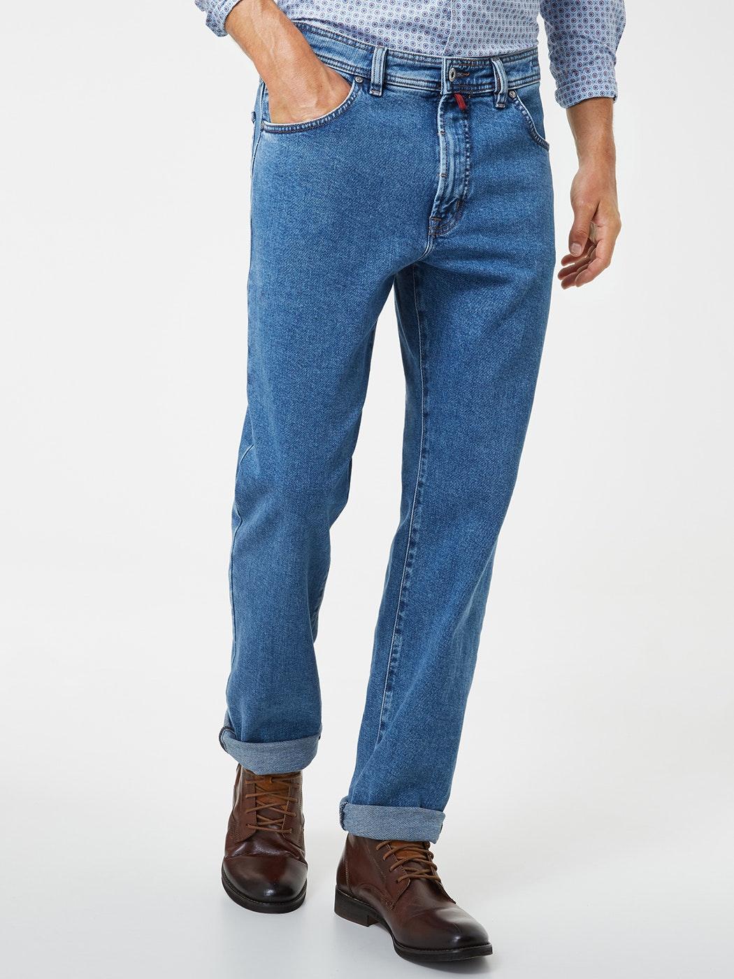 Pierre Cardin Jeans Dijon, blau