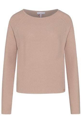 Cinque Pullover aus Baumwolle, rosa